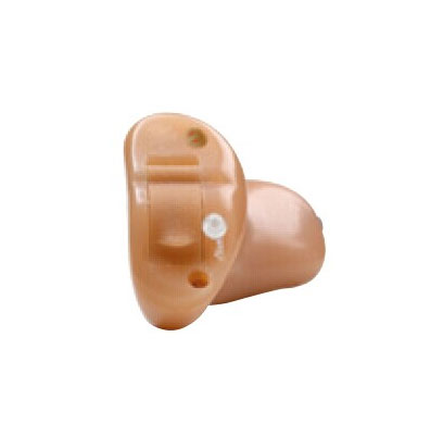 悦莺深耳道式助听器