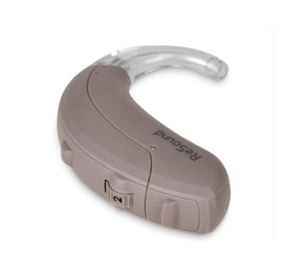 悦莺大功率耳背式助听器