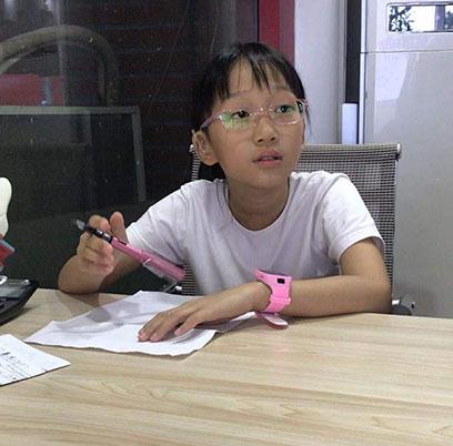 VO571耳背式助听器验配